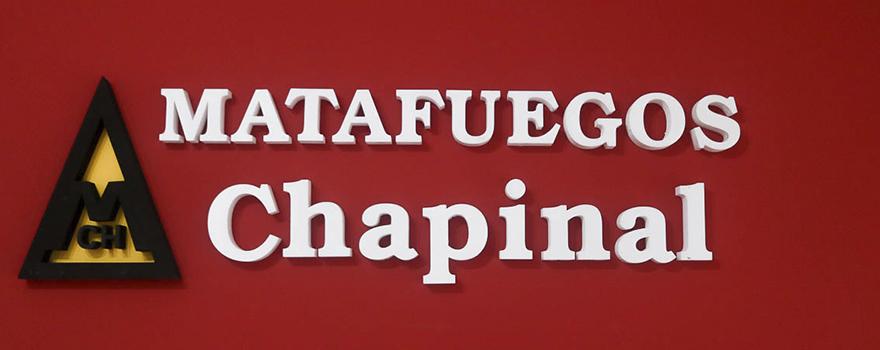 Matafuegos Chapinal
